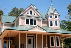 Metal Roof Image Gallery Porch Roof, Shed Roof, House Roof, Front Porch, Residential Metal Roofing, Modern Roofing, Roofing Options, Roofing Materials, Garden Jacuzzi Ideas