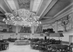 "Knokke Casino | René Magritte ""The Enchanted Domain"""