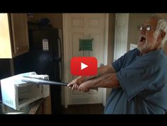 This Grandpa Has Had Enough of Police Killing People