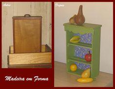Restauração de Móveis de Época : Armarinhos de gavetas