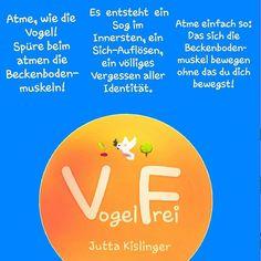 vogelFrei sei Dabei! jutta kislinger Chart, Pelvic Floor, Simple