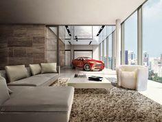 Singapore's Hamilton Scotts Apartment