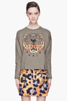 c2871f69b7cd  kenzo  tiger  fashion  trend Fashion Moda, Fashion 2017, Love Fashion