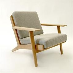 The Plank Chair by Hans Wegner for Getama