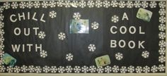 Chill out bulletin board