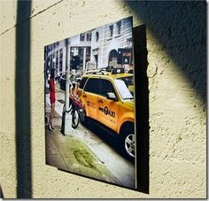 Transform Your Digital Photos Into Beautiful Wall Art With Aluminum Photo Mounting