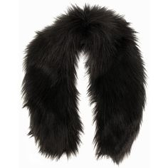 Nly Accessories Fake Fur Collar ($18) ❤ liked on Polyvore featuring accessories, accessories miscellaneous, black and womens-fashion