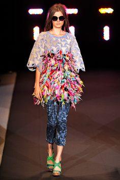 Custo Barcelona - Spring 2011 Ready-to-Wear