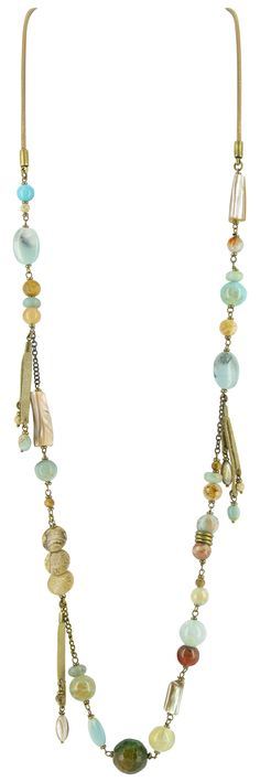 Love co.oes here...Aqua, olive, Jade, touch of rust.