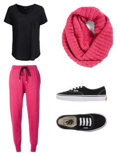 A fashion look from January 2016 featuring pocket shirts, pink sweatpants and flat shoes. Browse and shop related looks. Fashion Women, Women's Fashion, Markus Lupfer, New Look, Polyvore Fashion, Women's Clothing, Vans, Fashion Looks, Sweatpants