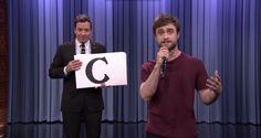 Watch Daniel Radcliffe Rap Complex Blackalicious Track on 'Tonight Show'
