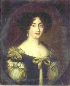 Hortense Mancini, Duchess Mazarin (1646-1699) Amazing woman - Born a niece of the powerful Cardinal Mazarin, Hortense was a beautiful, flamboyant woman unhappily married off to a fanatical madman. Granted, she would have challenged most husbands: she rode, shot, gambled, swam, read and wrote, fought with swords, dressed in men's clothes, kept a menagerie of pets, and took lovers with abandon, including the English King Charles II. Her memoirs are now a biography: The Kings' Mistresses, E Goldsmi