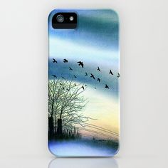 Magical winter iPhone Case by Viviana González - $35.00