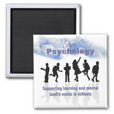 The Essence of School Psychology Magnet from schoolpsychdesigns of Zazzle.com