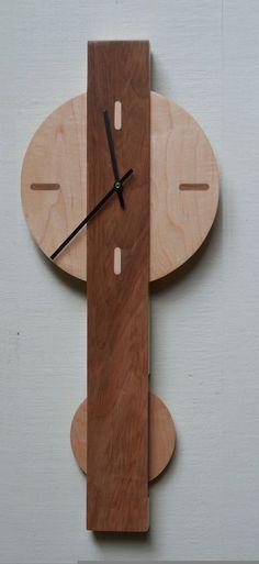 Modern Box Clock, $95: