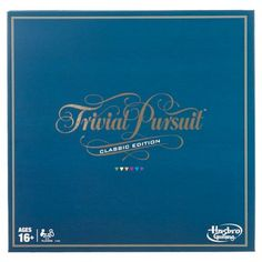 Trivial Pursuit Board Game : Target