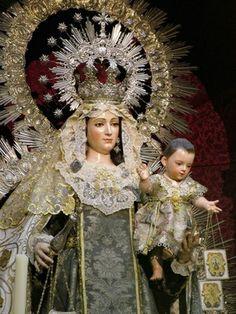 Virgen del Carmen (Iglesia de los Mártires) MÁLAGA