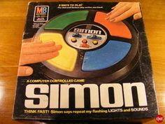 Simon-loved this game!  Would play for hours.