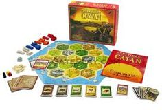 The original Settlers of Catan.  The one that started it all - great game but much prefer the variations . . .