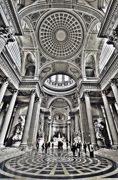 Pantheon II - Paris by *Thomas Habets