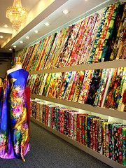 Fabric Store - Arab Street, Singapore - Visit http://asiaexpatguides.com and make the most of your experience in Singapore!