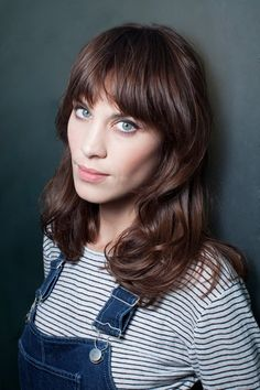 Alexa Chung L'Oreal Professionnel #Hair #Beauty Interview (Vogue.com UK)