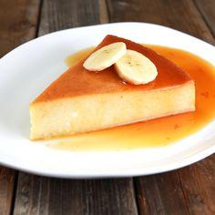 Sweet bananas, La Lechera Sweetened Condensed Milk and Carnation Evaporated Lowfat 2% milk create an...
