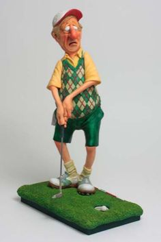 the Putter by Guillermo Forchino. Want it? Name your price!