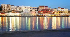 If you plan to visit this wonderful place, here is a list with the top 18 best places to visit when in Greece. Creta Greece, Crete Island, Business Travel, Cool Places To Visit, Tourism, Around The Worlds, Europe, Mansions, House Styles