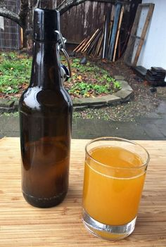 Naturally Fermented Turmeric Soda