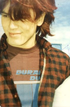John Taylor looks so young here! Can't decide if I want to adopt him or *ahem* do other things....
