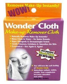 Wonder Cloth Make-Up Remover (Pack of 6)