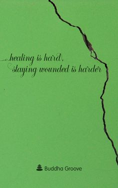 Thoughts on Healing