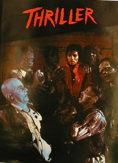 Michael Jackson's Thriller (In My Book it's a movie and the damn best horror movie of it's kind)