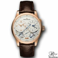 Duomètre à Chronographe ref. 6012521 The highest expression of the art of the chronograph. A true masterpiece of micromechanics, - Jaeger-LeCoultre - The watch I always wanted Simple Watches, Cool Watches, Watches For Men, Jaeger Lecoultre Reverso, Jaeger Lecoultre Watches, Selling Jewelry, Jewelry Stores, Jeager Le Coultre, Latest Watches