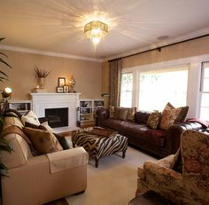 Modern Traditional Living Room Designs living room decorating ideas on a budget - african style home