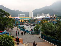 Ocean Park: Round 2   More photos & fun times at Hong Kong's zoo meets theme park!