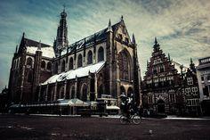 Haarlem, St Bavo, Grote Markt