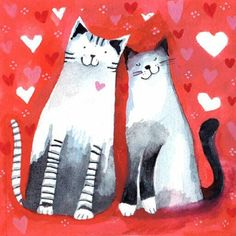 Google Image Result for http://4.bp.blogspot.com/_CaunBOffJ_A/TT2THSAj3II/AAAAAAAAABE/kIhn70qb_Uk/s1600/Cats%2BWith%2BHearts%2BHappy%2BBirthday%2BEveryday%2BAnniversary%2BWith%2BLove%2BValentine%2BJane%2BHeyes%2BYoung%2BChildren%252527s%2Billustrator.jpg and like OMG! get some yourself some pawtastic adorable cat apparel!