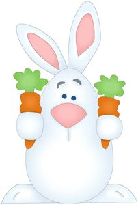 View Design: bunny with carrots