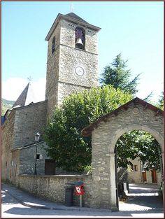 Iglesia de Santa María,Benasque,Huesca,Aragón,España | Flickr - Photo Sharing!
