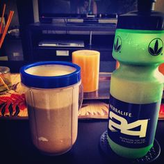 Herbalife breakfast ! Mocha and cookies and cream shake & berry tea with mango Aloe! Yummy !!! Ask me how you can start today!!! kcherbalife5@gmail.com