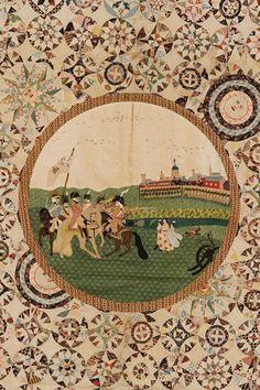Victoria & Albert Museum quilt exhibition