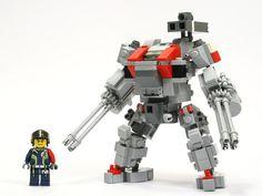 Legorobo