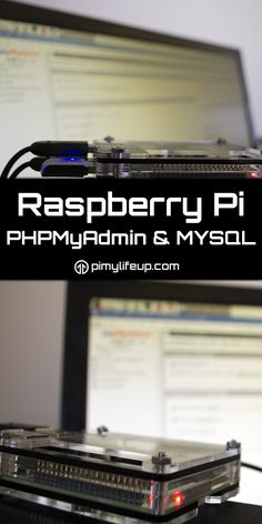 The Raspberry Pi makes for a fantastic lightweight database server. You can install MYSQL and PHPMyAdmin for easy database administration.