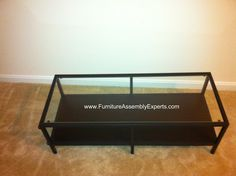IKEA Coffee Table Assembled In Baltimore MD By Furniture Assembly Experts  Company