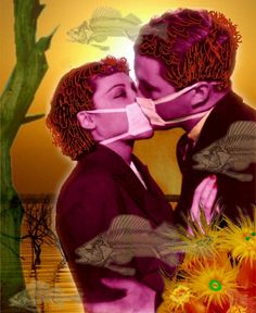 Love conquers all. Monica Croese for Splash splash kisses. Digital Collage, Digital Art, Love Conquers All, Dream Baby, Hubba Hubba, Daydream, Kisses, Dreaming Of You, Fairy Tales