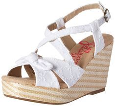Jellypop Women's HOPE Wedge Sandal >>> Continue to the product at the image link. #sandals