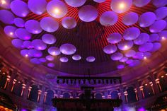 Great acoustics in the Royal Albert Hall in London