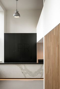 UPR showroom by dieter vander velpen architects. photo by thomas de bruyne.